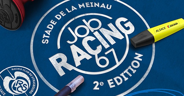 Job Racing 67 : rendez-vous le 22 mai !