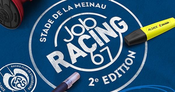 Job Racing 67 : rendez-vous le 22 mai !